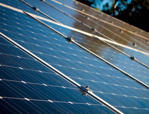 Paneles solares en un pequeño presupuesto